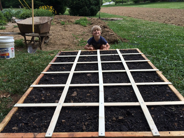 Start Gardening This Weekend With A Simple Raised Bed Your Kids Can Help  You Create.
