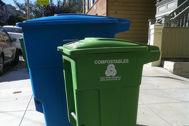 Curbside Composting by
