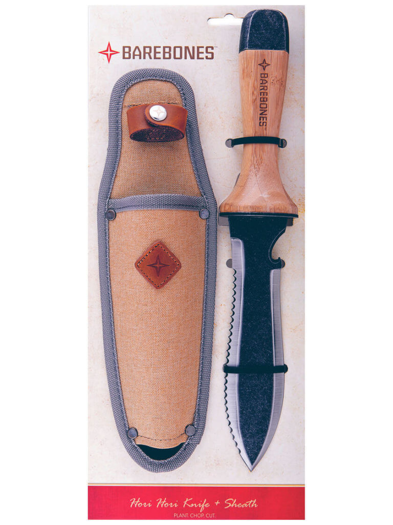 """Hori Hori roughly translated means """"Dig Dig."""" This knife can do that and much more! Photo: Gardeners Supply)"""