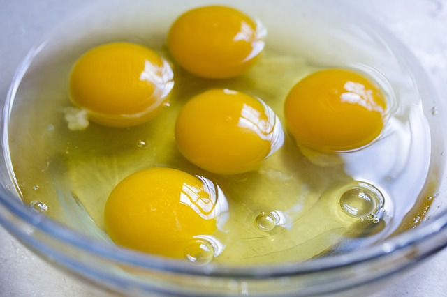 Freezer meals with eggs are perfect for weeks when the chickens give us more than we can eat and sell.